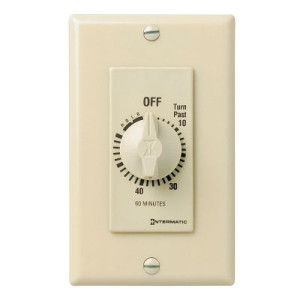 Save energy by timing your usage