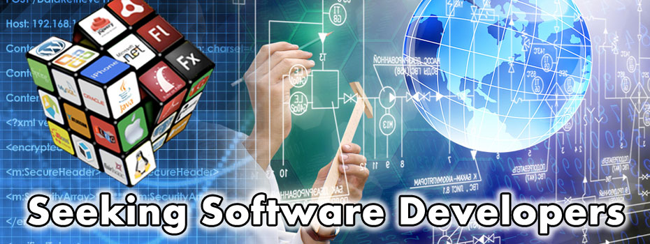 seeking software developers, software developer positions, software developer non-profit, world change