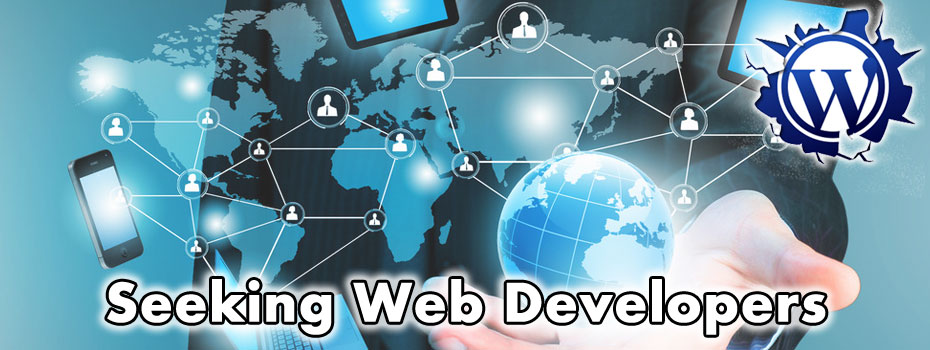 Click to see our Seeking Web Developers page