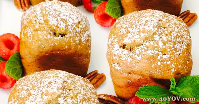 Best Banana Breakfast Muffins
