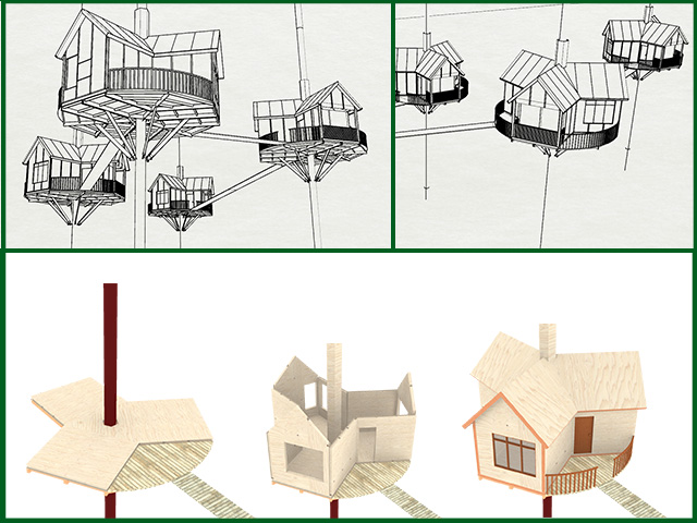 Graphic Design Treehouse