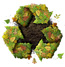 Sustainability Earth Science Theme Icon
