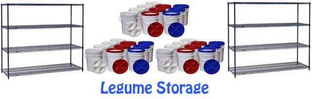 Legume-Storage
