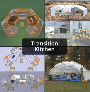 Transition Kitchen Collage