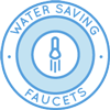 water saving faucets, sustainable, eco, efficient, blueprints