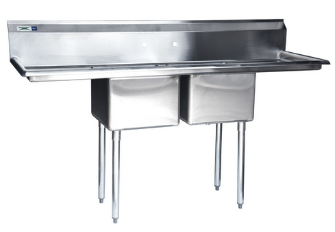 Compartment Stainless Steel Kitchen Sink
