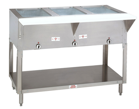 Steam Table, One Community