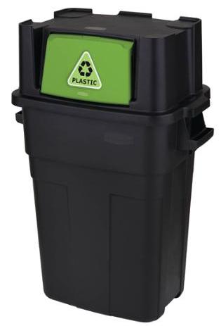 Trash Can, One Community