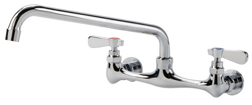 12-inch Wall Mounted Swivel Faucet, One Community