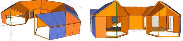Hexayrut Kitchen Conceptual Design