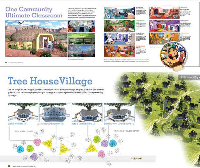 In addition,Thecore teamcreated newUltimate ClassroomandTree House Villagelayouts forthe7 villages online book,as you can see here.