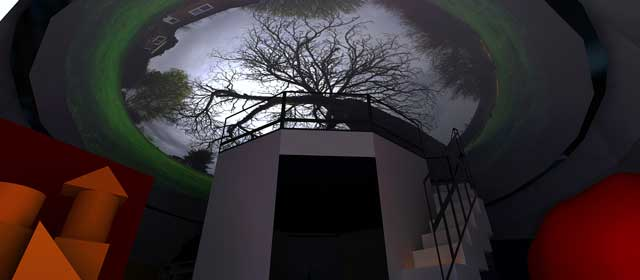 Additionally, we continuedworking on the rendersfor theUltimate Classroom projection-dome feature.This included exploring different fisheye images with the projection tool and adjusted the lighting.