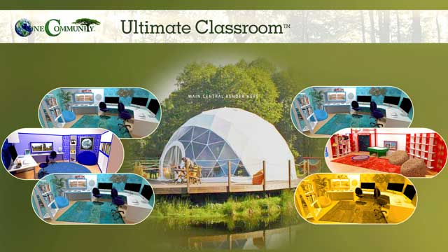 Ultimate Classroom Design : Creating a global sustainability collaborative one
