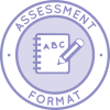 Highest Good Education Icon, Education Assessment Format