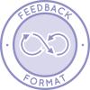 Highest Good Education Icon, Education Feedback Format