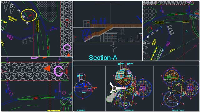And Renan Dantas (Mechanical Engineer) joined the team and started creating our next generation of Duplicable City Center section drawings. You can see this work-in-progress here.