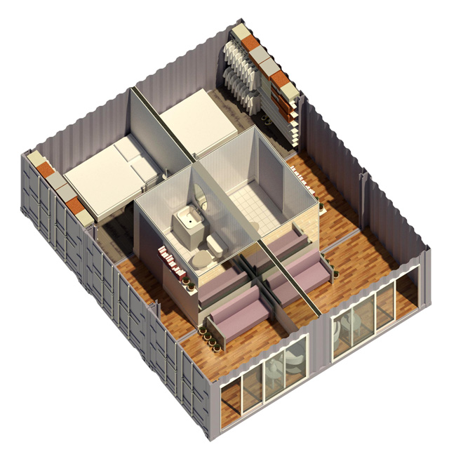 Shipping Container Village - One Community Open Source Village 5 on green roof structure design, single container interior design, container construction, container architecture design, container home, kerala home plans and design, shipping container design, container box houses, steel container design, container buildings design, small 16x20 homes design, big boom design, container cabin design, storage container design, container cafe design, container store design, container restaurant design, container shop design, prefab warehouse design, container studio design,