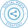 open source social media strategy icon, One Community social media, FaceBook, GooglePlus, Twitter, LinkedIn, Tumblr, YouTube, Pinterest, StumbleUpon, Blogger, Likes, Shares, world-change social media, making a difference, free annual social media strategy, One Community on the web