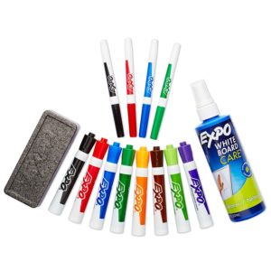 Colored Pen Set for Dry Erase Board