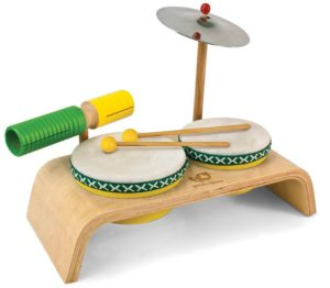 Instrument With Green Tones