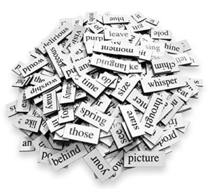 Magnetic Numbers, Magnetic Letters, Magnetic Words