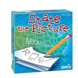 State the Picture Board Game