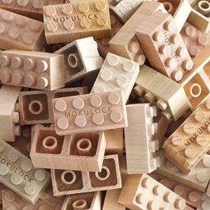 Wooden Legos