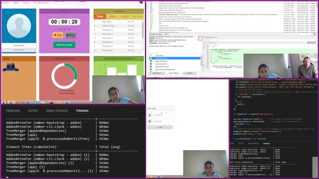 This week Sowmya Manohar (Software Engineer, Web Developer & Net Application Developer) added authentication to all internal routes to eliminate bypass options for the developingHighest Good Network software. You can see some of the behind the scenes work on this here: