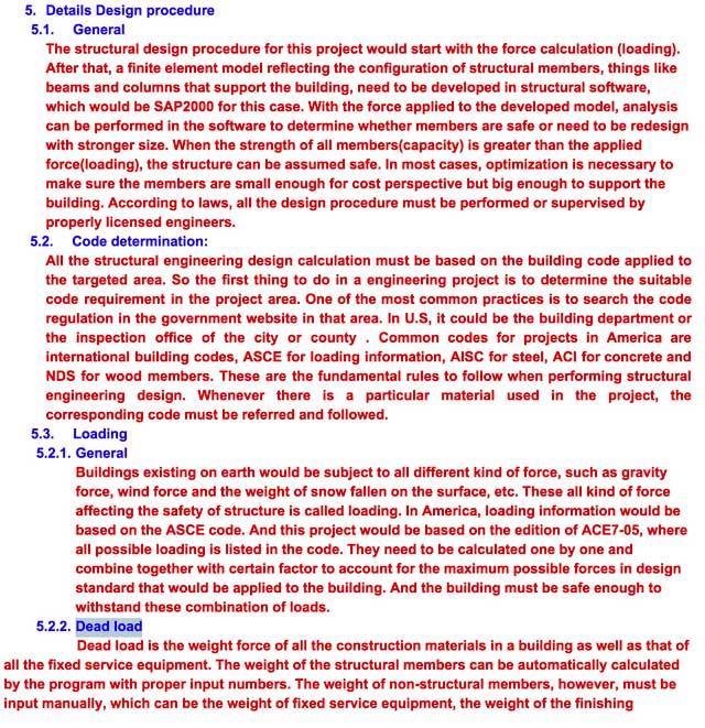 """Haoxuan """"Hayes"""" Lei(Structural Engineer)continued work ontheCity Centerstructural engineeringtutorial. What you see here is some of his 2nd week of work writing the content."""
