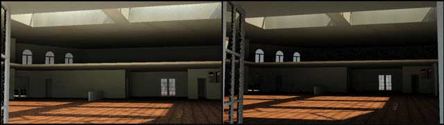 Dean Scholz(Architectural Designer)continued helping uscreate qualityCob Village (Pod 3)renders. Here is update 79 of Dean'swork, continuing with lighting details for the central dining and presentation area.