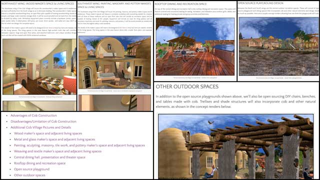In addition to this, we updated theCob Village (Pod 3)open source hub to include summary introductions to all the image sections, as shown here.