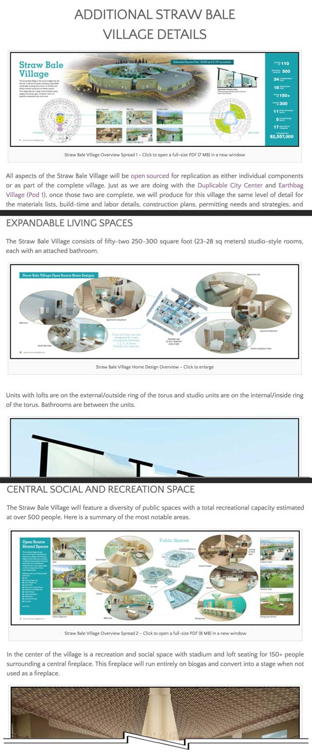 Additionally, thecore teamfinished revisions to theStraw Bale Village pages of the online book we are creating and added the finished pages to the website as clic-to-enlarge images. You can see these new additions here.