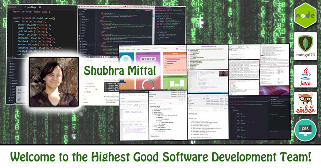 Shubhra Mittal, announcement, one community