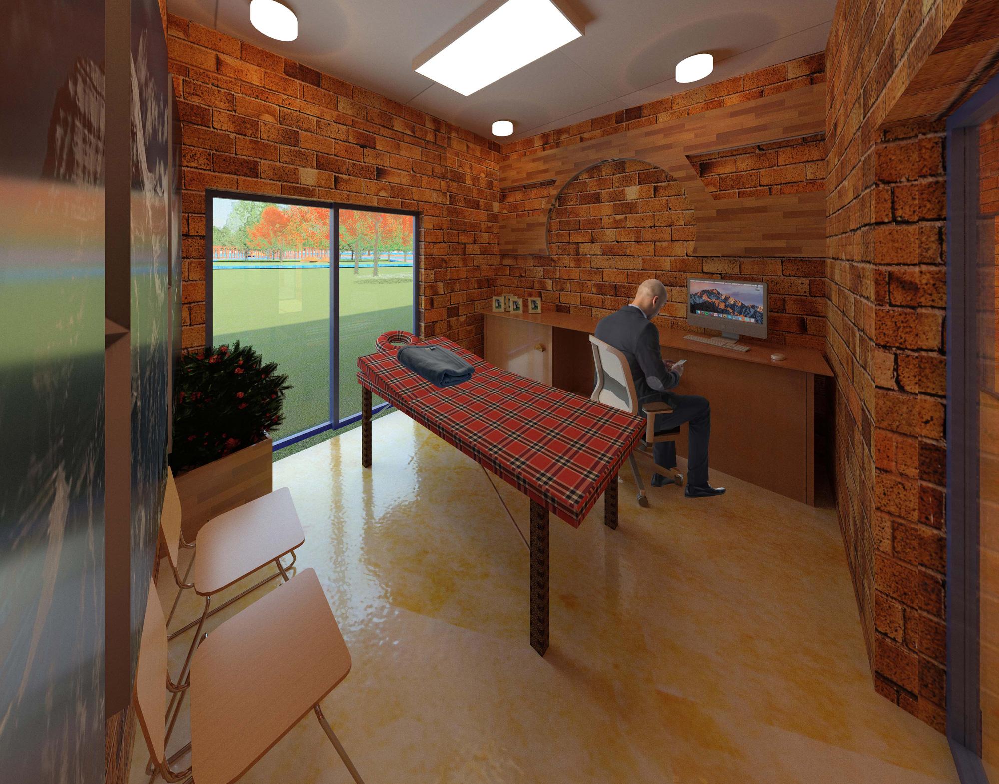 Massage Room For Rent Surrey