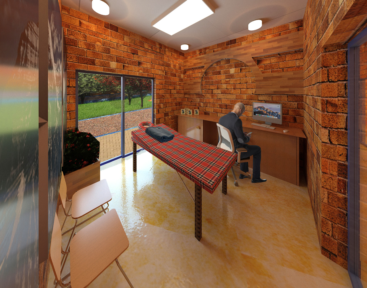 Multi Purpose Rooms With Folding Walls