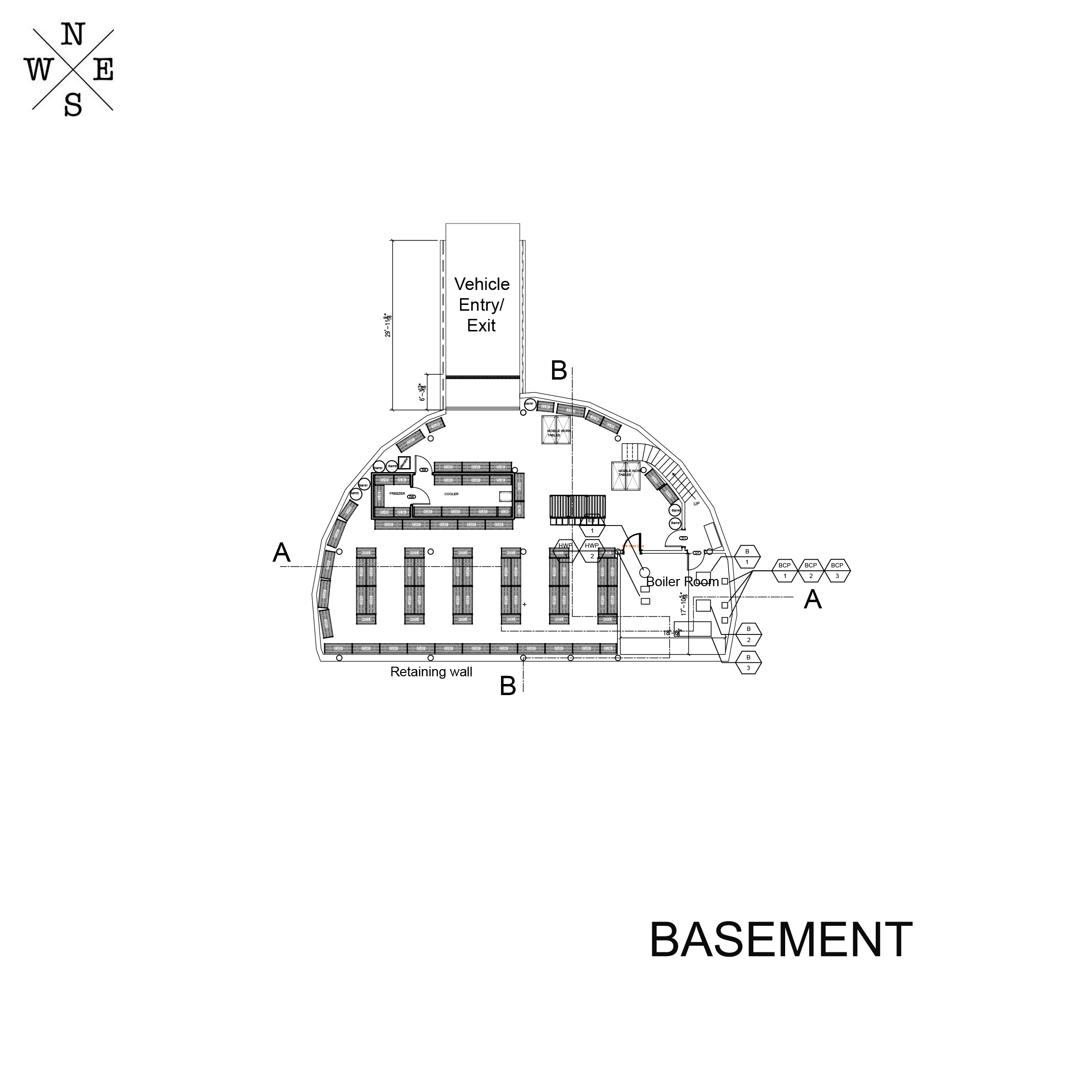 Room Basement Near Mavis And Derry