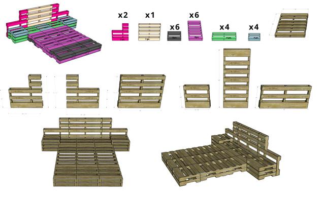 DIY Pallet Furniture Open Source Hub