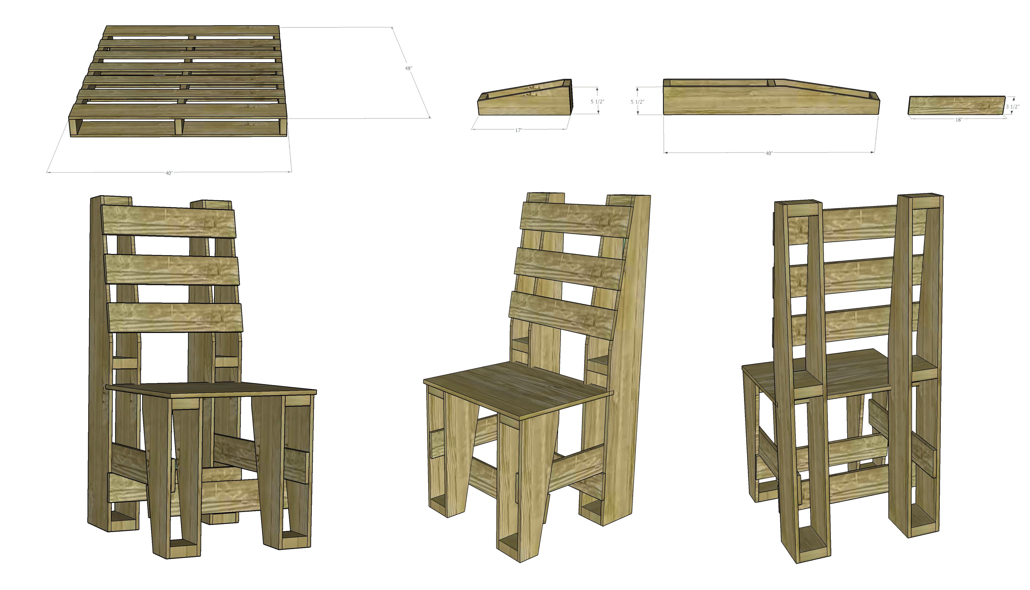 90a49450e51 DIY Pallet Furniture Open Source Hub