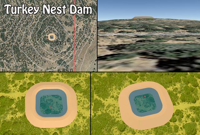 Turkey Dam, Turkey Dam Construction, DIY Turkey Dam, Build Your Own Turkey Dam, Open Source Dams, Highest Good Food, Highest Good Housing, One Community Global